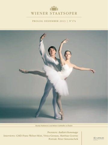 Prolog Dezember 2013 | Wiener Staatsoper by Wiener