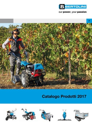 5c1d9058d8a7 Bertolini - Catalogo Prodotti 2017 by Emak Spa - issuu