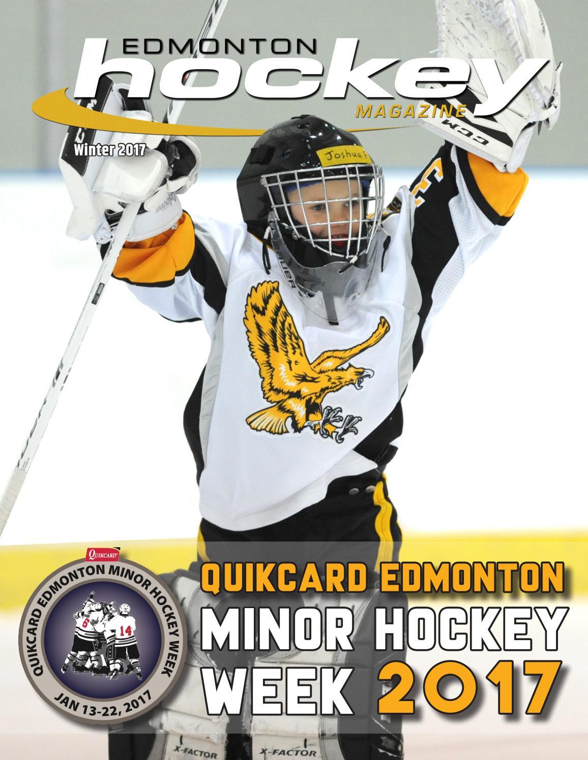 Barber tools ryan hellyer - Hockey Edmonton Magazine Winter Edition 2017