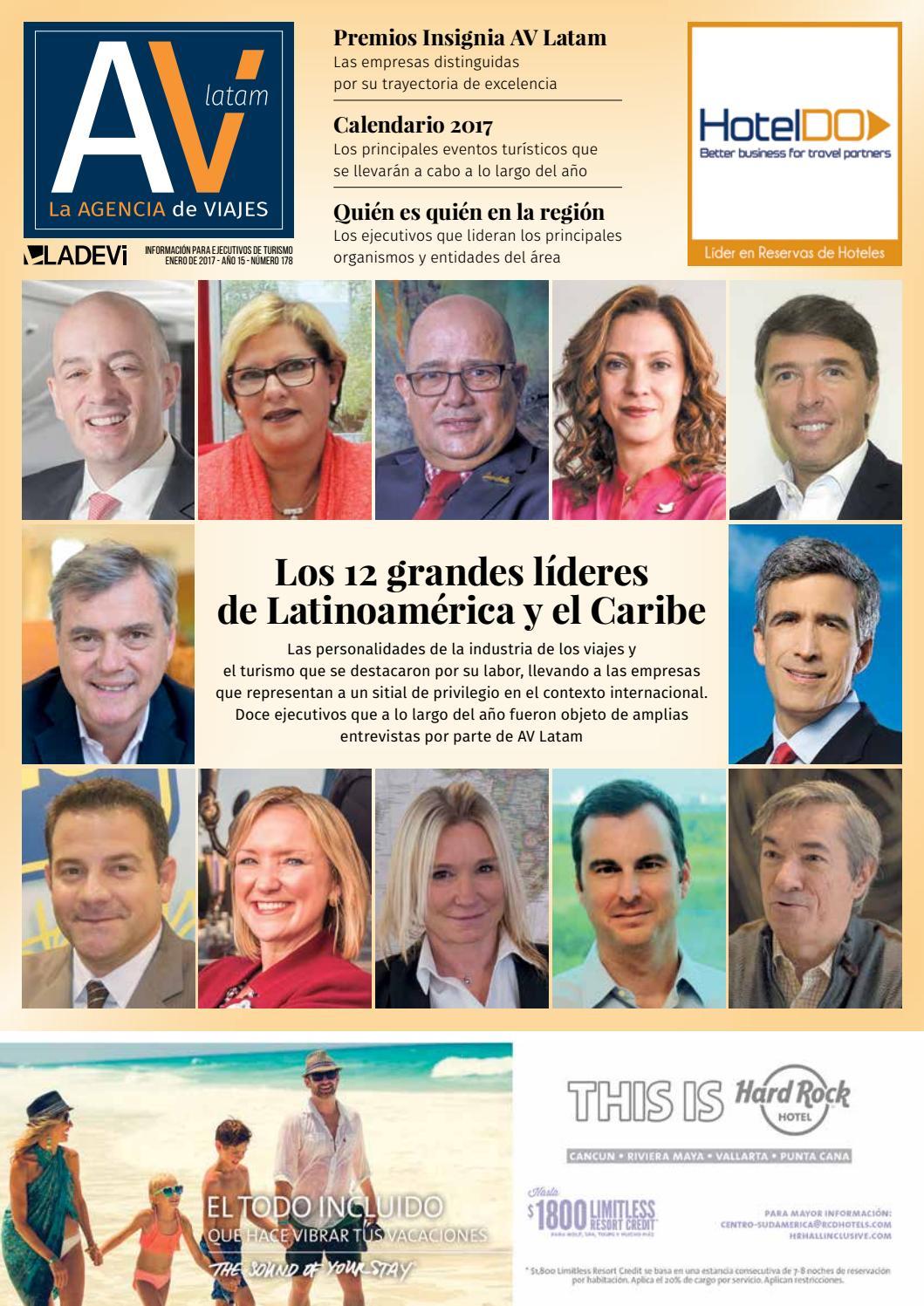 La Agencia de Viajes Latam Nº 178 by La Agencia de Viajes - issuu