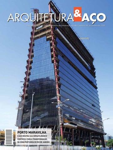 07a851528 Revista Arquitetura   Aço nº 48 by Prodweb - issuu