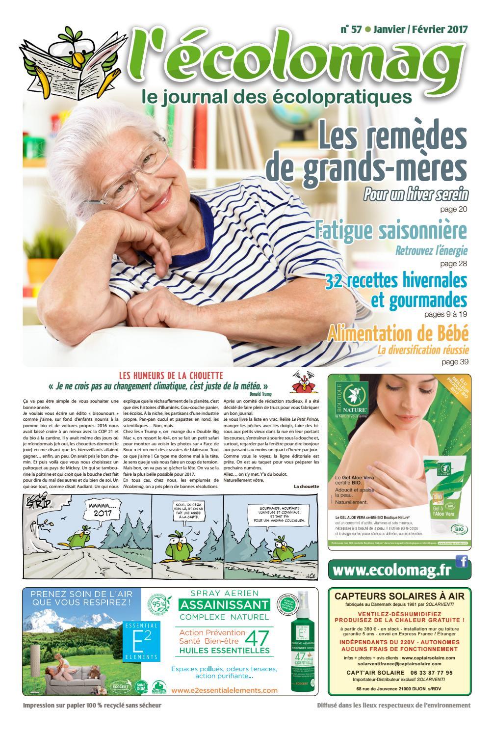 L Ecolomag n°57 by L Ecolomag - issuu 8c4f973c475