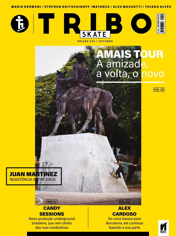 eb3030cc8dd Tribo Skate  249 by Revista Tribo Skate - issuu