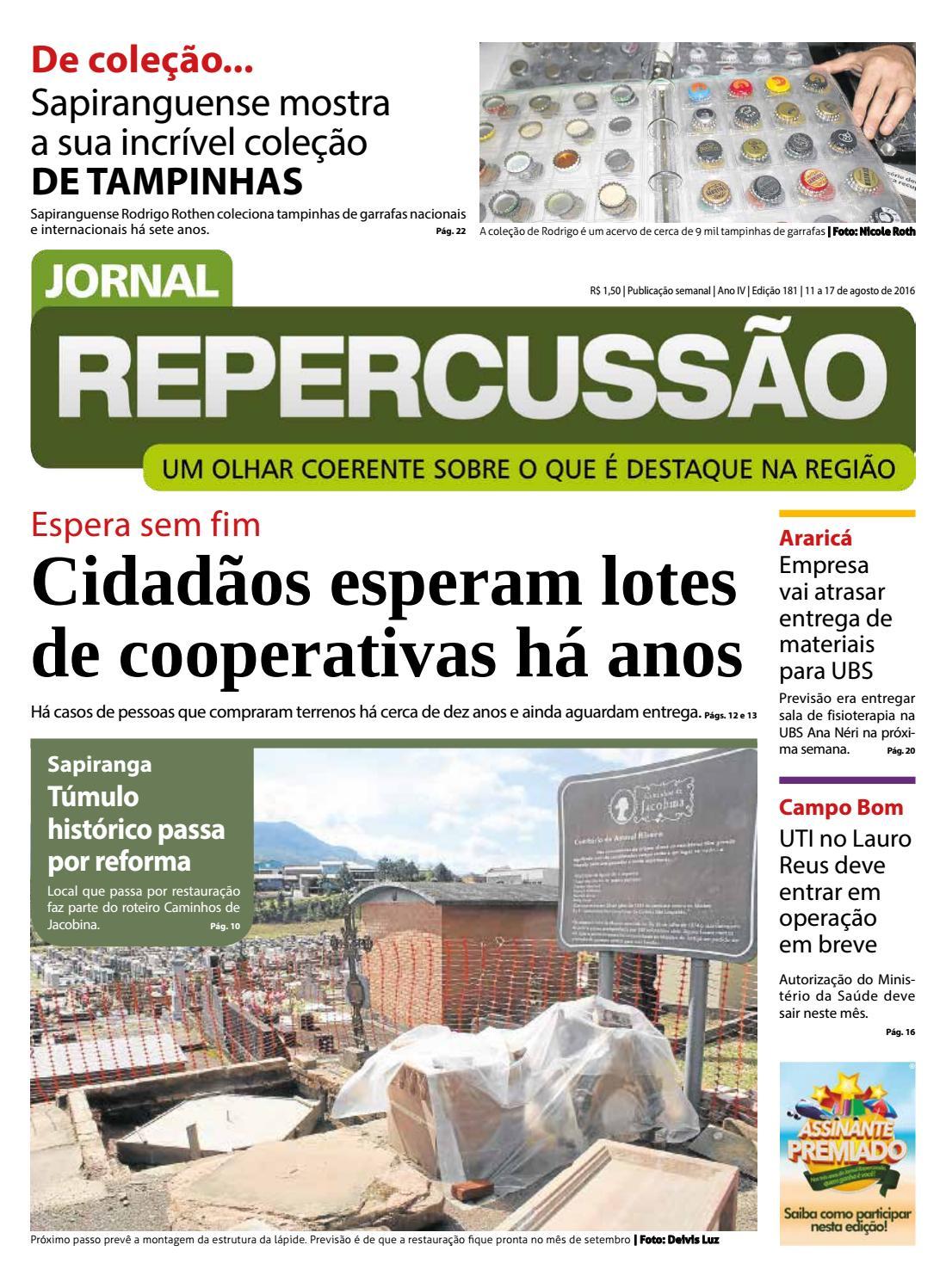 31b0f42efe6 Jornal Repercussao 181 by Jornal Repercussão - issuu