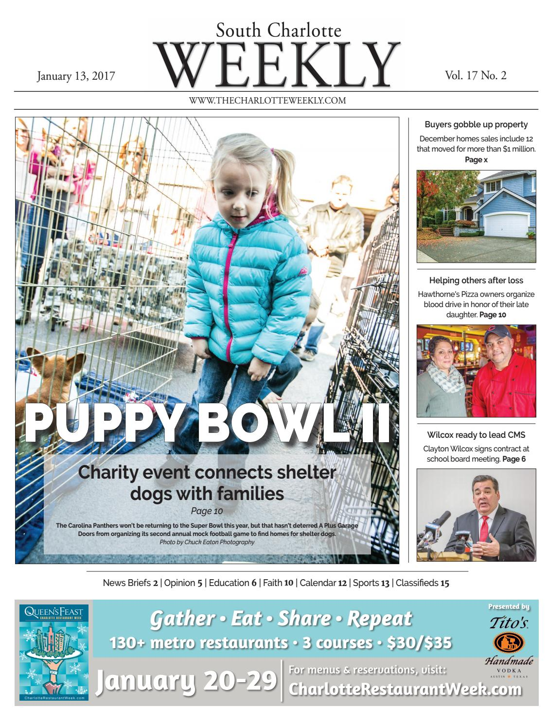 South Charlotte Weekly by Carolina Weekly - issuu
