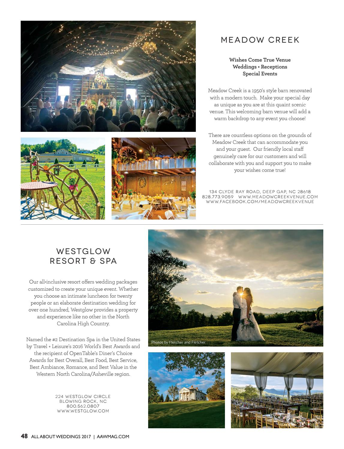 All About Weddings 2017 By Mountain Times Publications Issuu