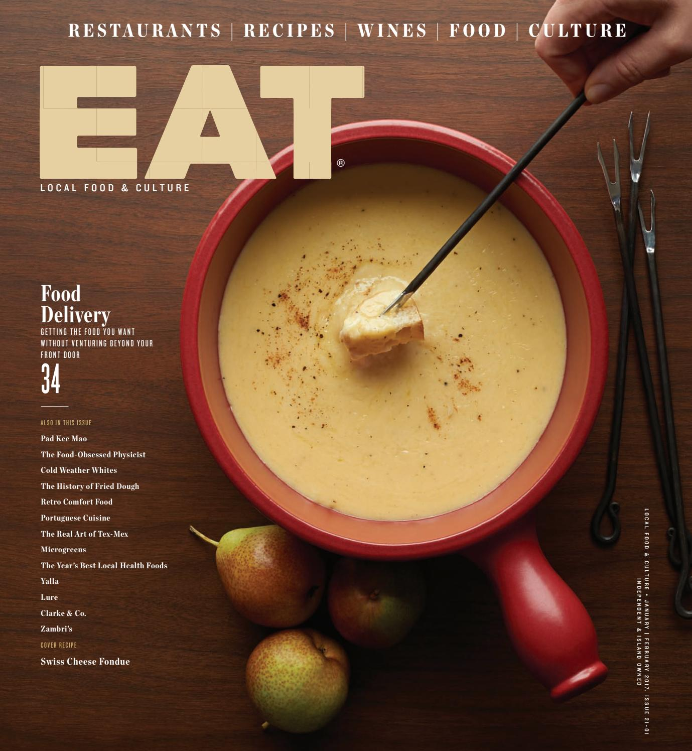 Eat magazine january february 2017 by eat magazine issuu forumfinder Image collections