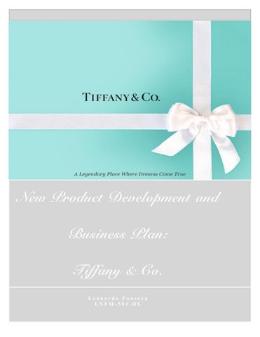 219ec62969ee Marketing Strategy for Wearable Jewelry for Tiffany   CO by weihan ...