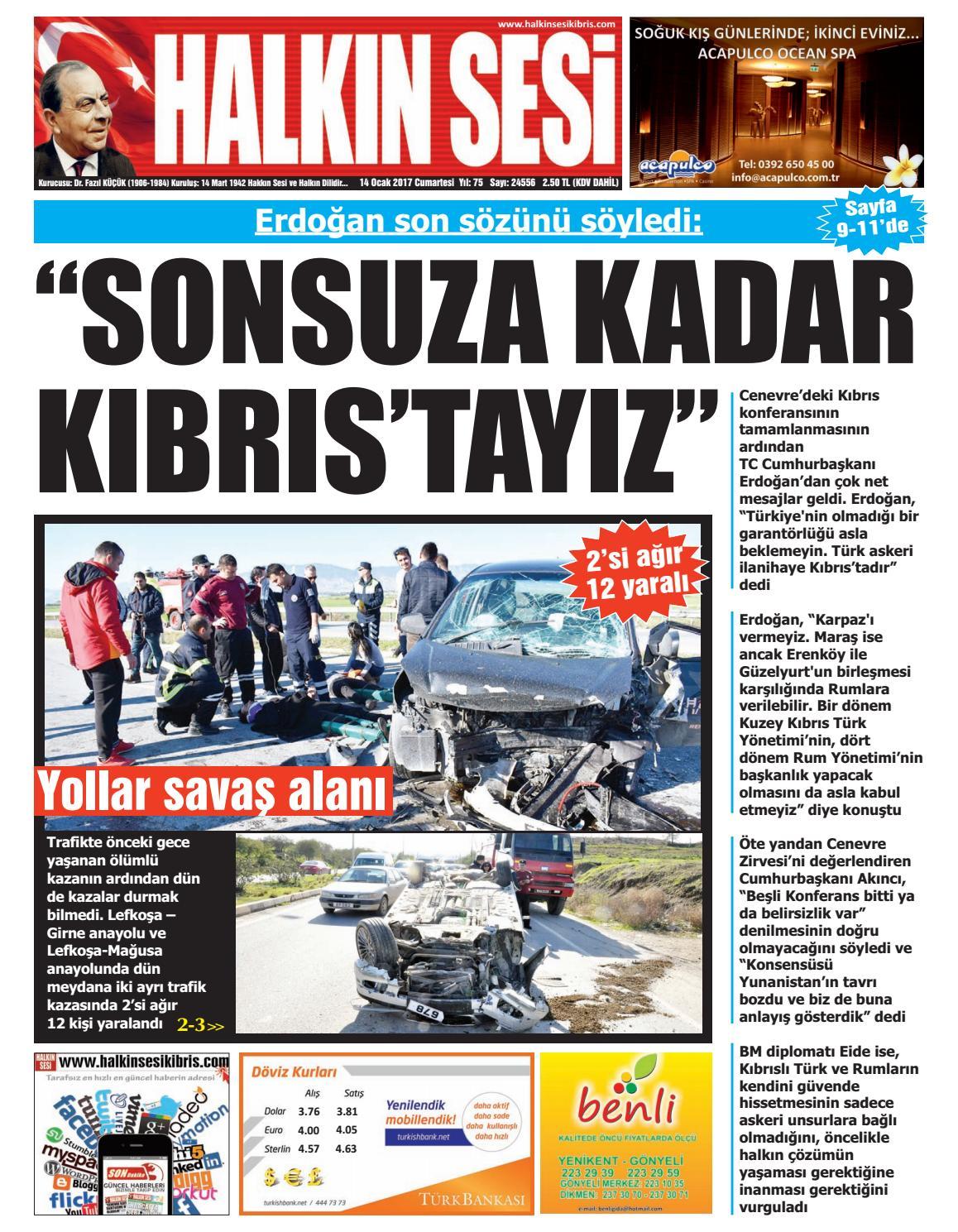 Kıbrısın gündeminde Türk-Rum karma ordu var 51