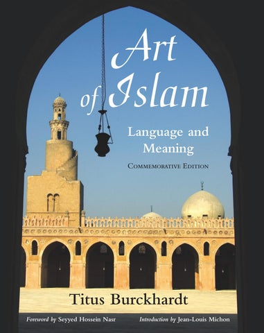 Art of islam language and meaning (architecture decorations