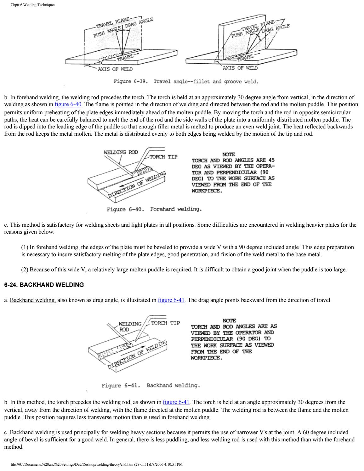 Welding Therory Amp Application 1 499 By Sdharmaraj Issuu Diagram Of Torch