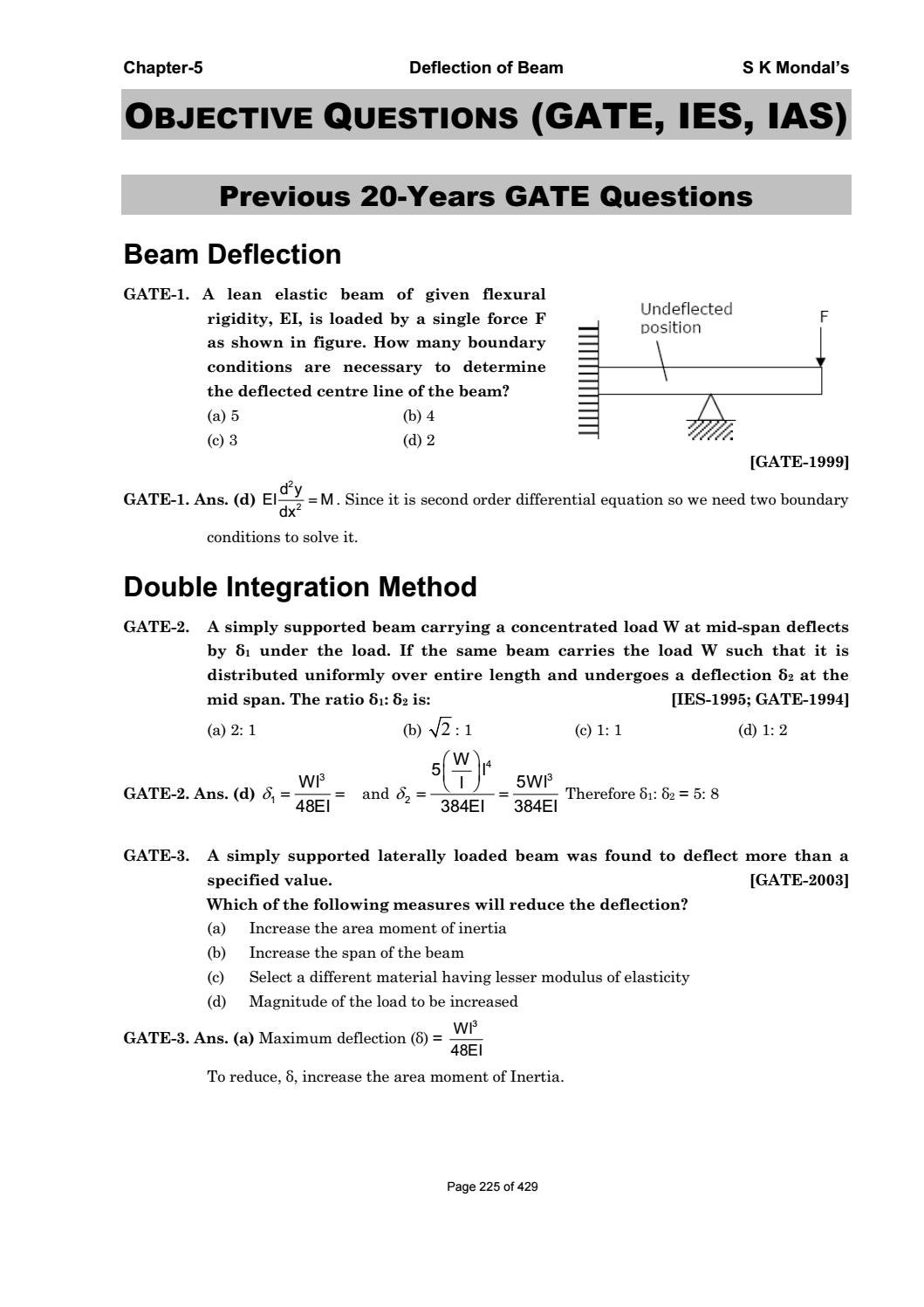 Strength of materials by s k mondal pdf by S Dharmaraj - issuu