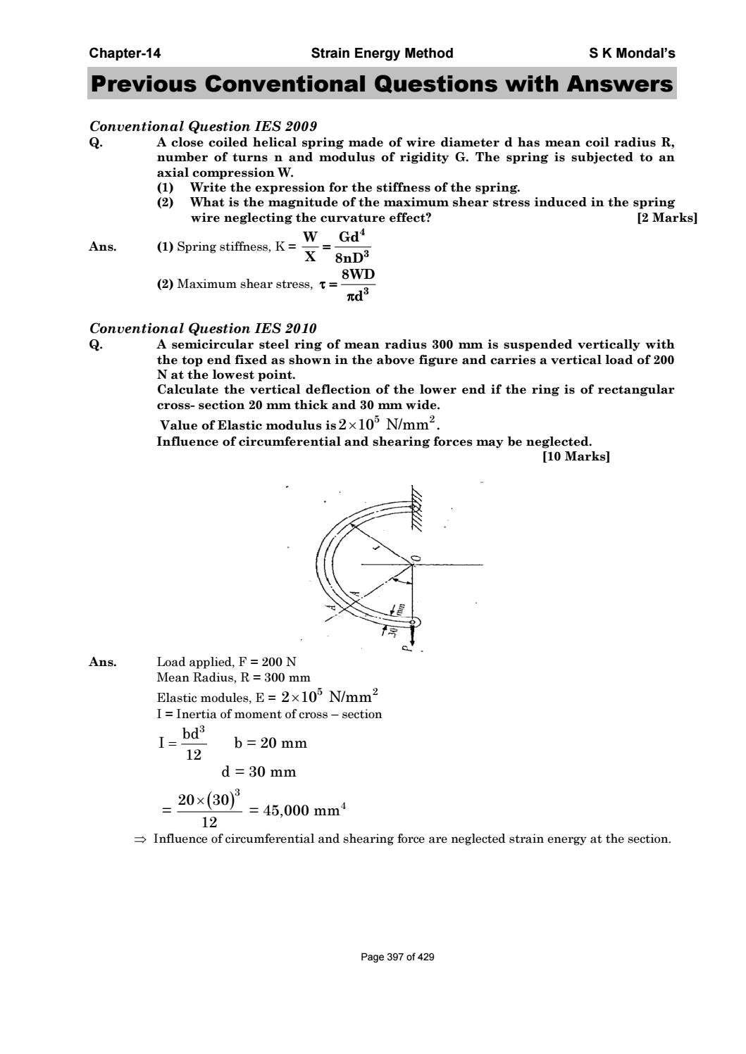 Radius Of Curvature Pdf