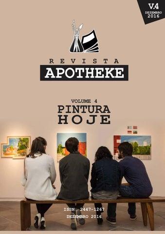 9120a7911 Revista volume 4 dezembro 2016 by Estúdio de Pintura Apotheke - issuu
