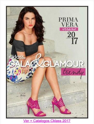 7612912e Catalogo cklass gala glamour pv 2017 catalogosmx by Revistas En ...