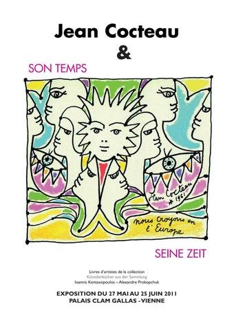 ea2bdb6b8ca Jean Cocteau - Livres d artistes de la Collection Ioannis ...