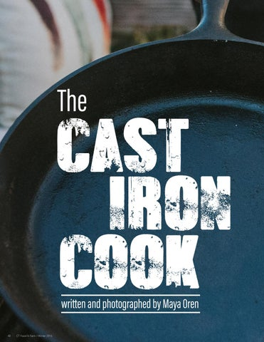 Page 40 of The Cast Iron Cook