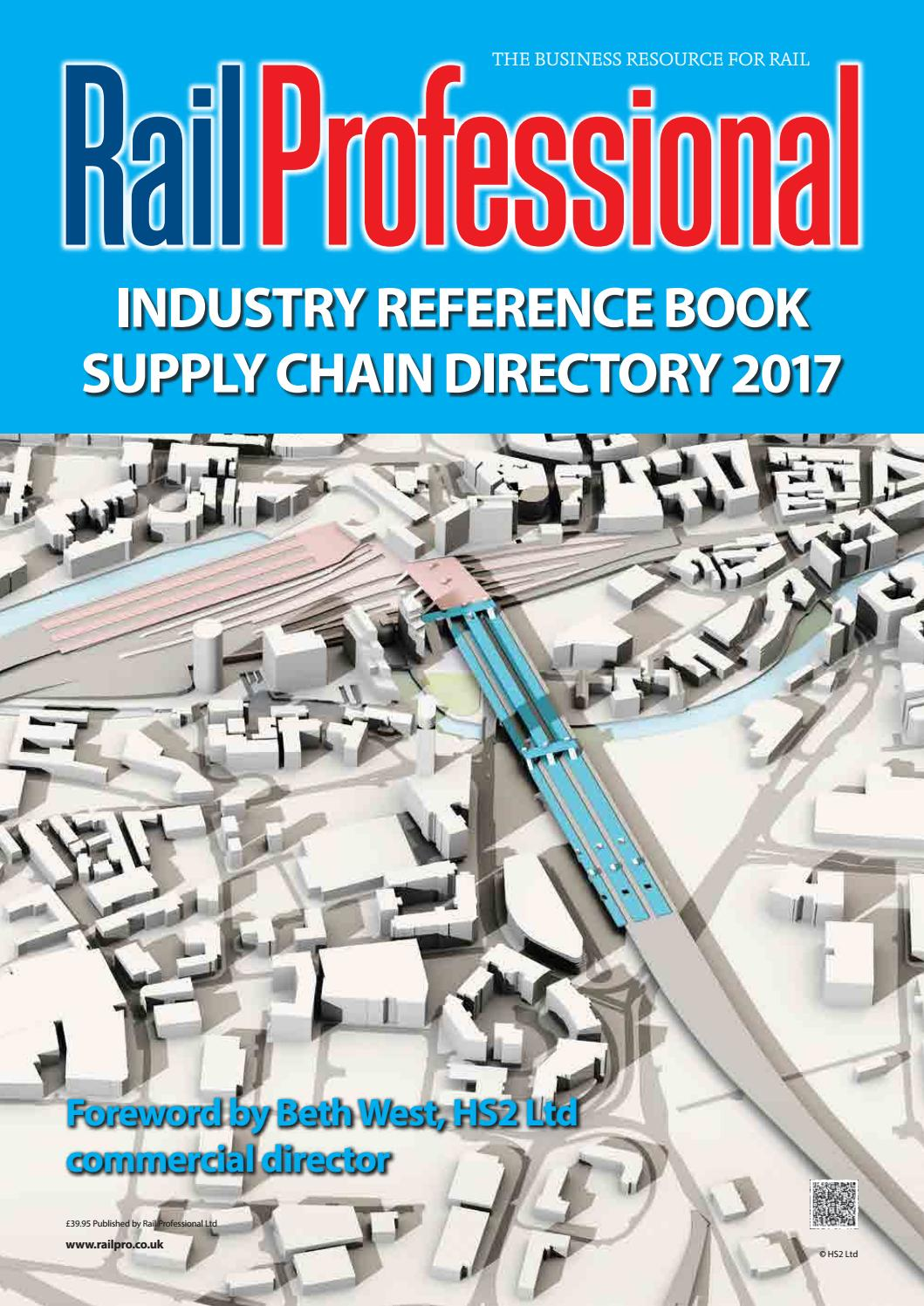 Rail Professional 2017 Yearbook Supply Chain Directory By Electronic Watchdog Kit Quality Electronics Store Kingston Ontario Magazine Issuu