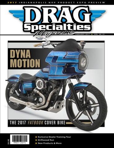 Drag Specialties Magazine - February 2017 by Drag