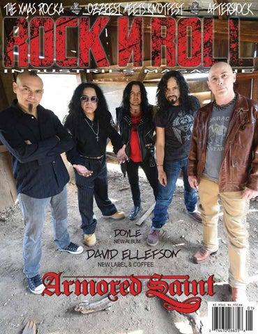 Armored saint issue 18 by Rock N Roll Industries - issuu 42c3b7549