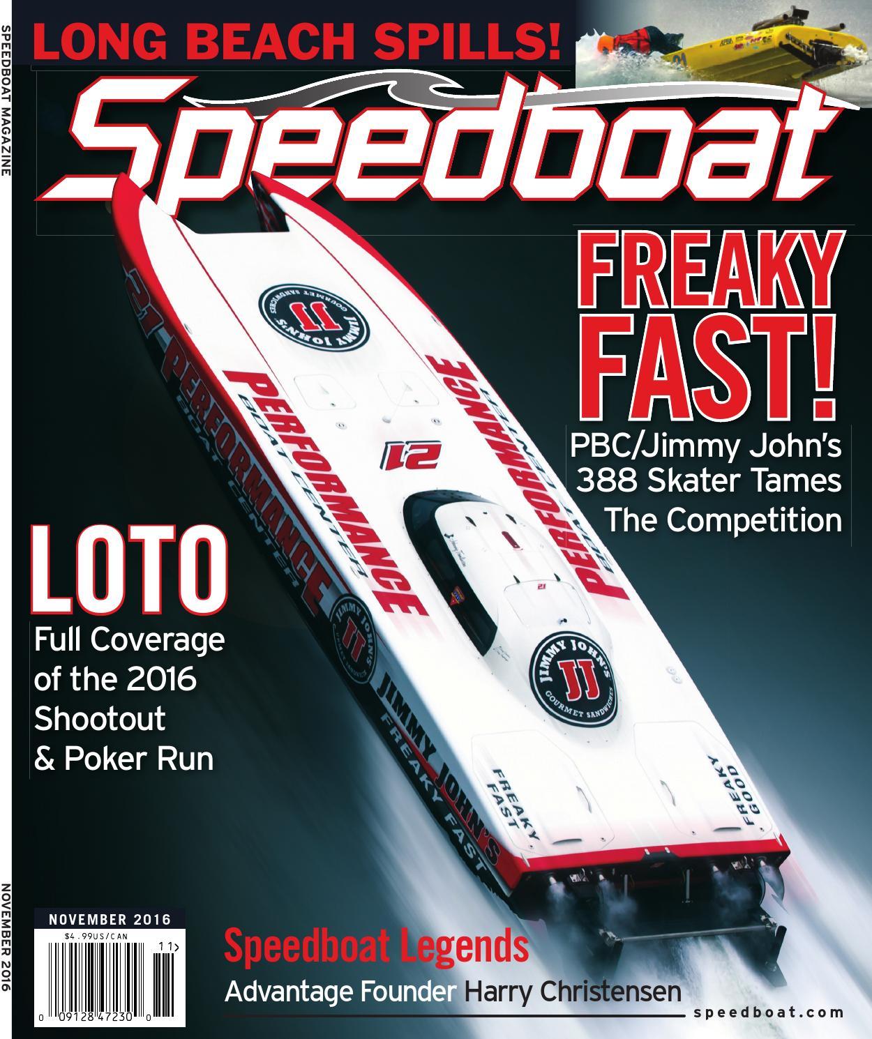 speedboat november 2016 by brett bayne issuu