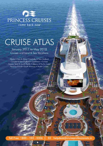 Princess cruises atlas 2017 2018 by cruise professionals issuu princess fandeluxe Gallery