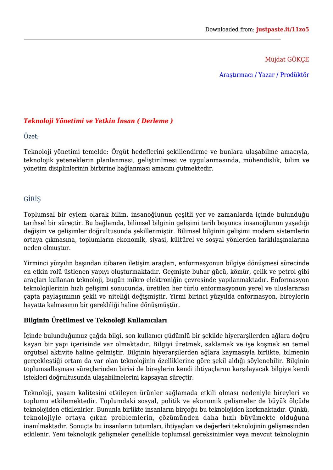 Yönetim nesnesi, yönetim konusu - tamamlayıcı kavramlar