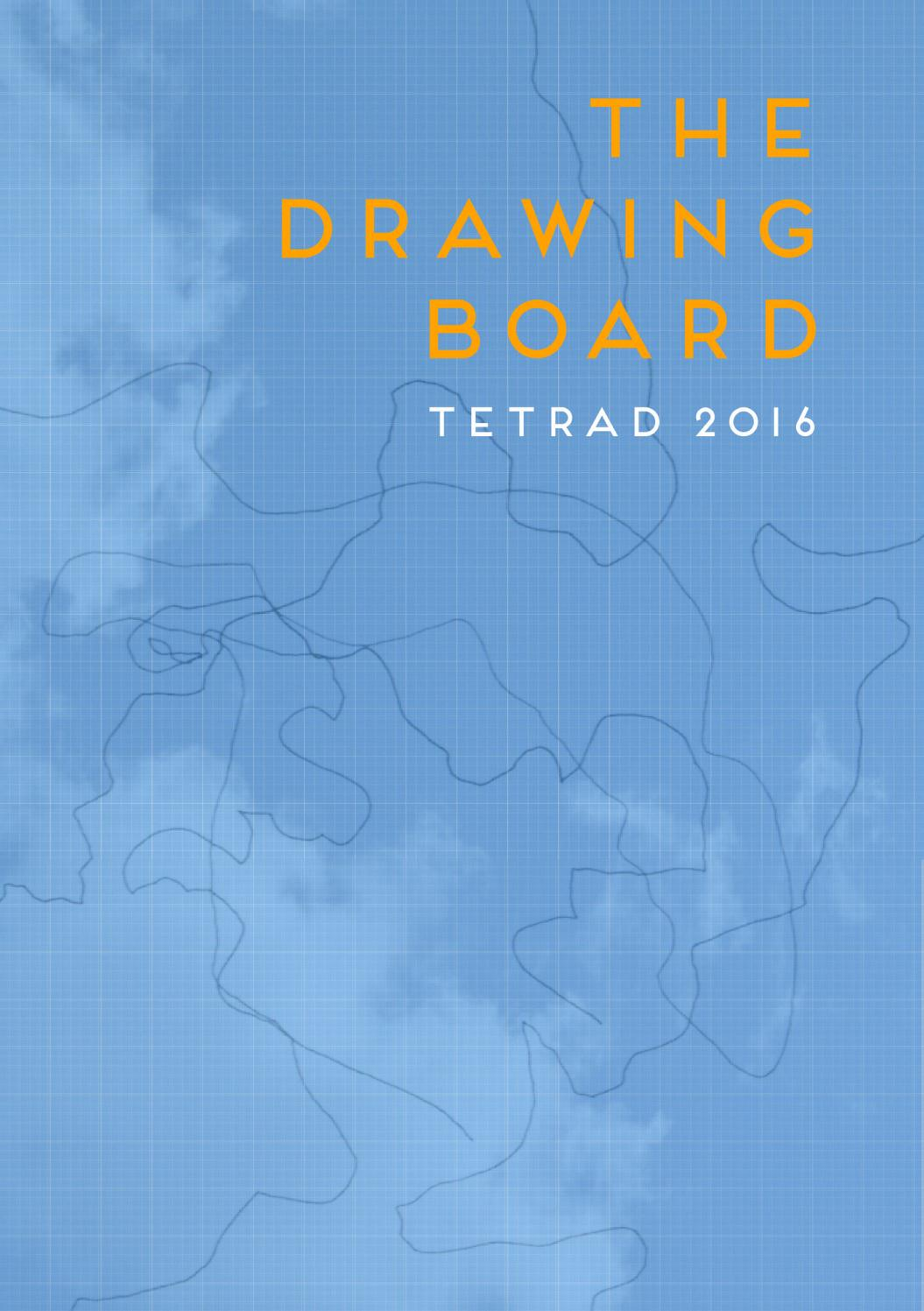 The Drawing Board by Tetrad - issuu