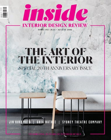 Inside Interior Design Review Issue 92