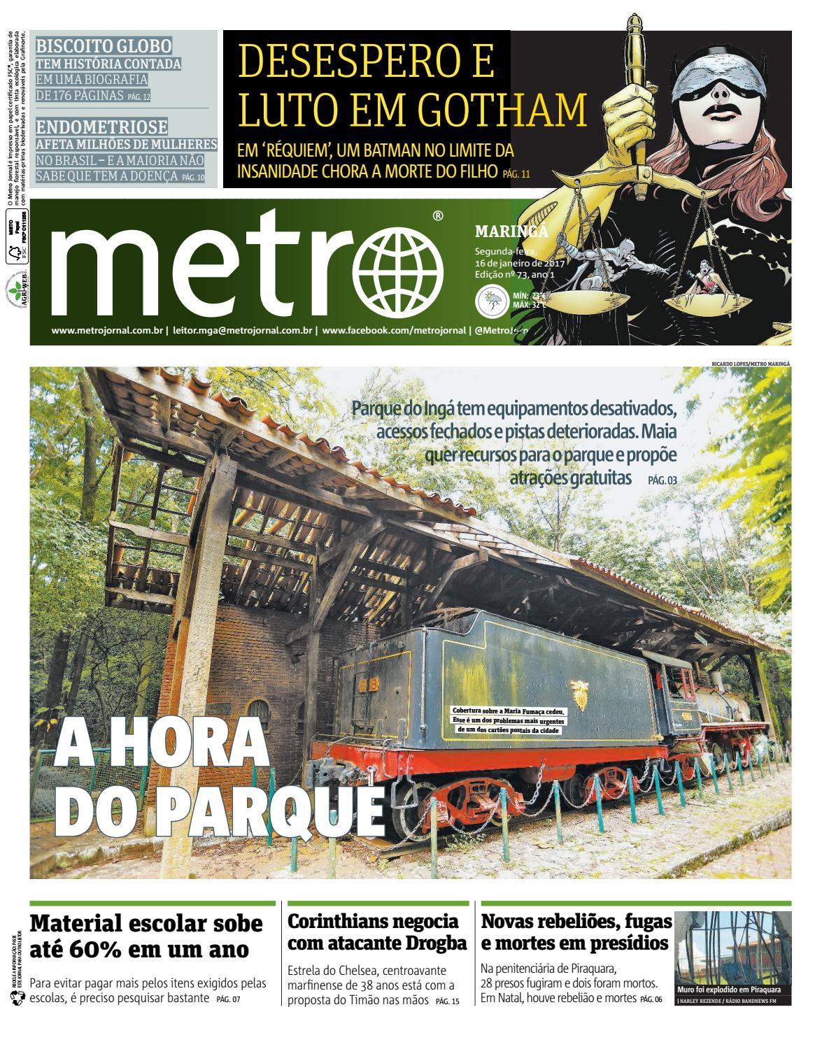 383eb925b7 20170116 br maringa by metro brazil - issuu