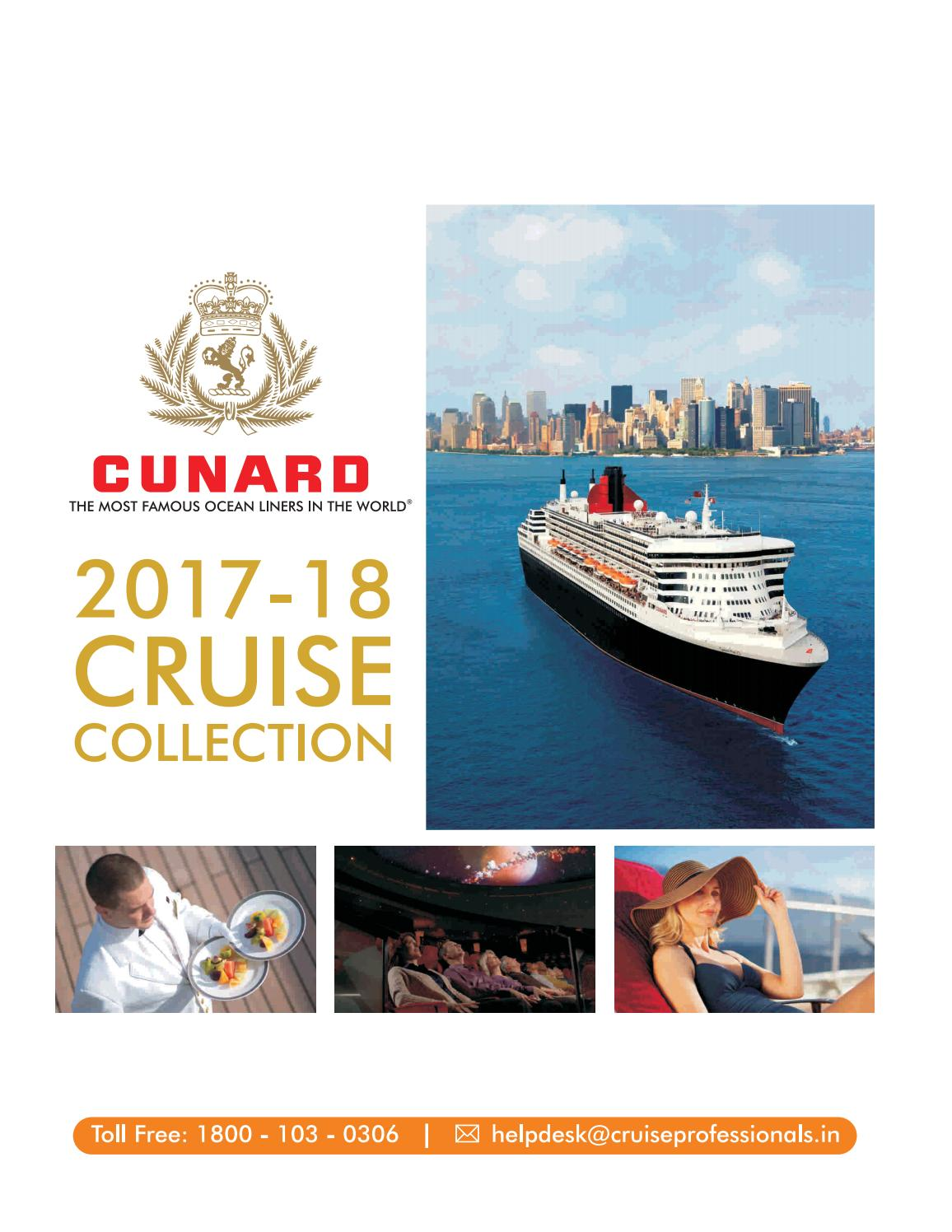 CUNARD 175 YEARS ANNIVERSARY PIN LIMITED EDITION