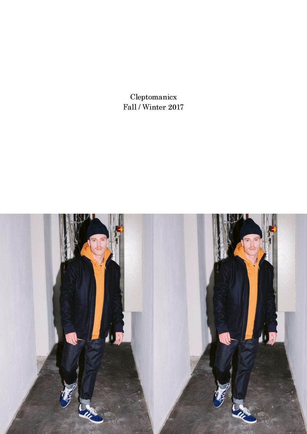 CLEPTOMANICX CITYPE MJ BLUE CREWNECK T-SHIRT
