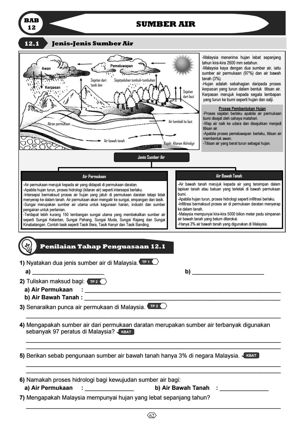 Sample Modul Geografi T1 By Buku Geografi Issuu