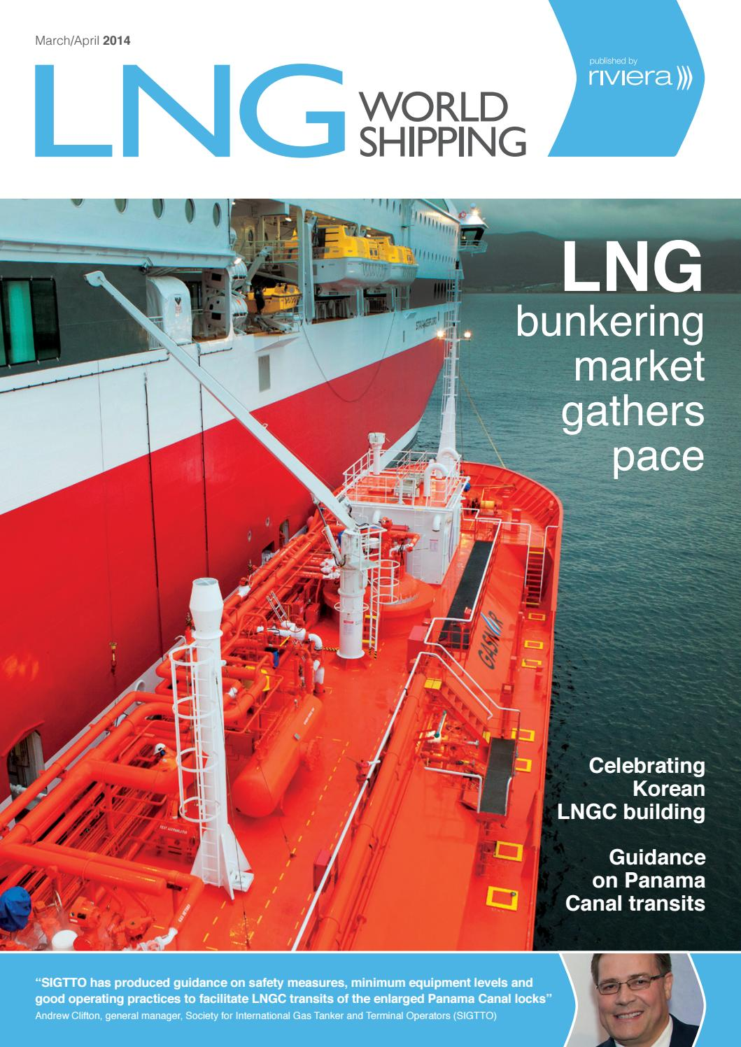 Sigtto manual array lng world shipping march april 2014 by rivieramaritimemedia issuu rh issuu fandeluxe Choice Image