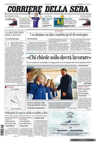 Corriere della sera 20170116 by Kantar Media - issuu ff8a8c9f21c
