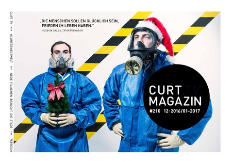 Curt N/F/E #210 Dez 2016 / Jan 2017 By Curt Magazin   Issuu