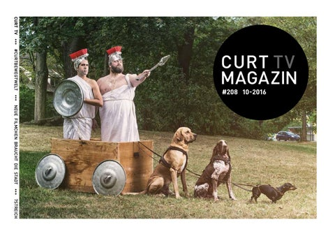 Curt Nfe 208 Oktober 2016 By Curt Magazin Issuu