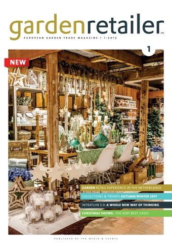Castle Excellent Tuinmeubelen.Garden Retailer 1 2017 By Tpk Media Events Issuu