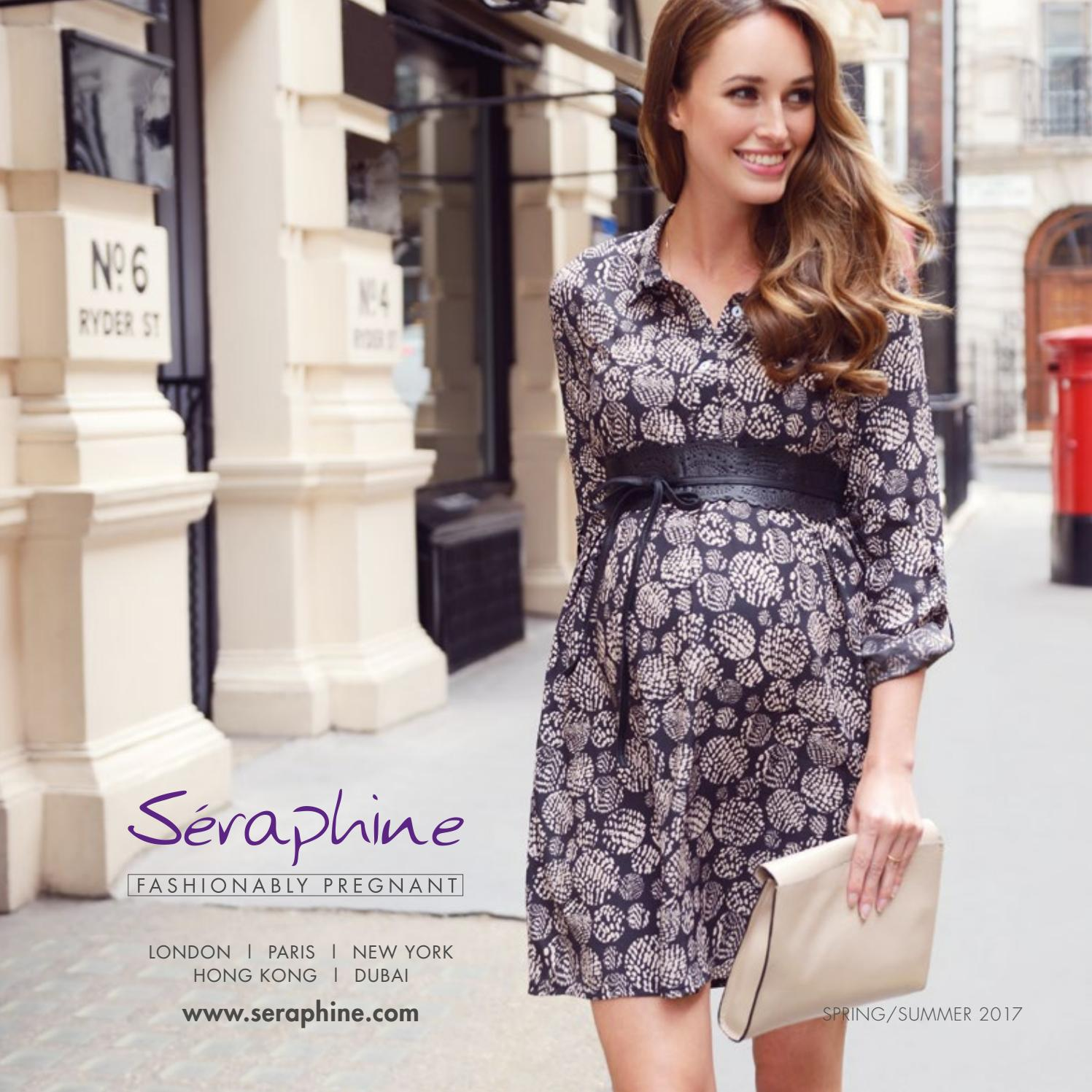 2d04ec1067222 Seraphine SS17 Brochure - US by Seraphine - issuu