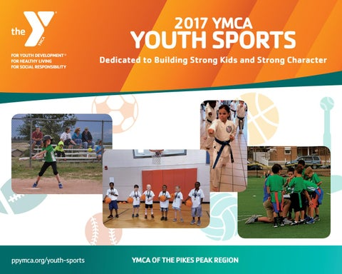 2017 Youth Sports Brochure by YMCA of the Pikes Peak Region - issuu