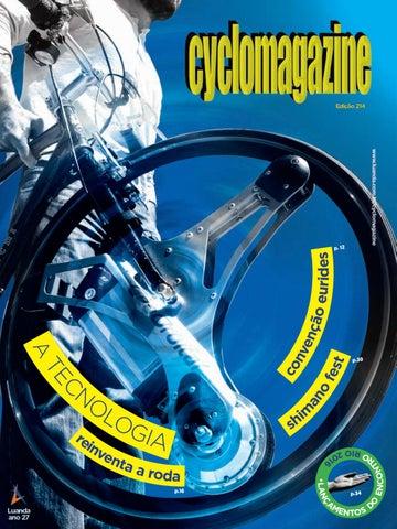 43169abc5 Cyclomagazine 214 by Luanda Editores - issuu