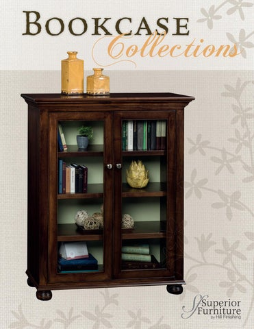 Superior Furniture Bookcase Catalog / Eu0026G Amish Furniture