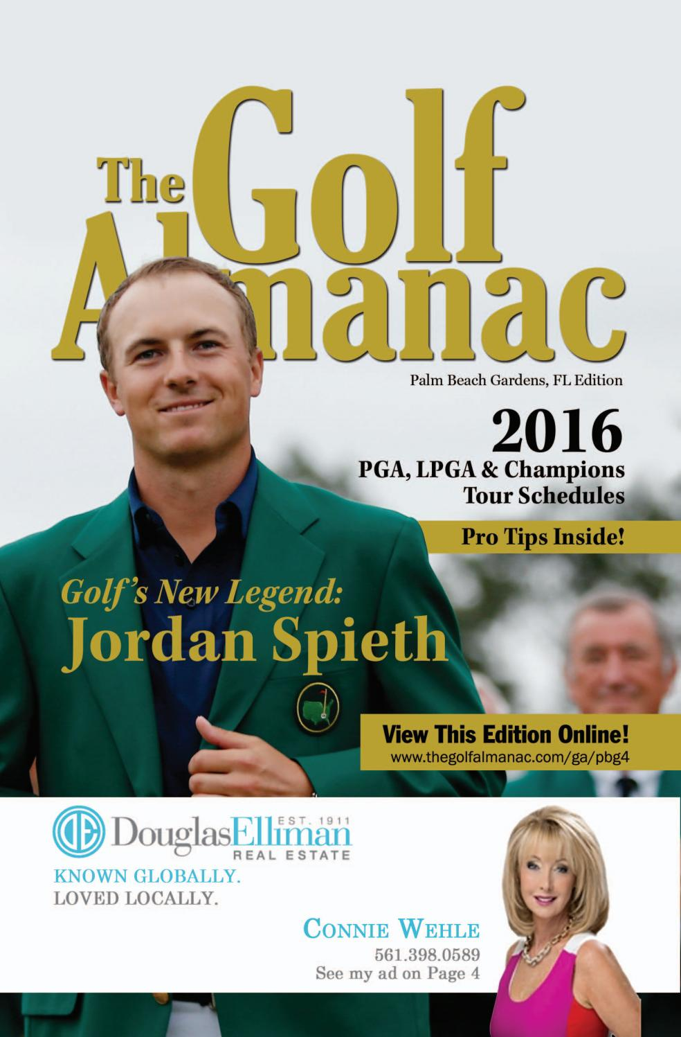 Palm Beach Gardens, FL - 4th Edition by The Golf Almanac - issuu