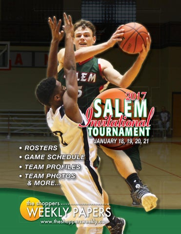 The Shoppers Weekly Papers 2017 Salem Invitational Tournament by