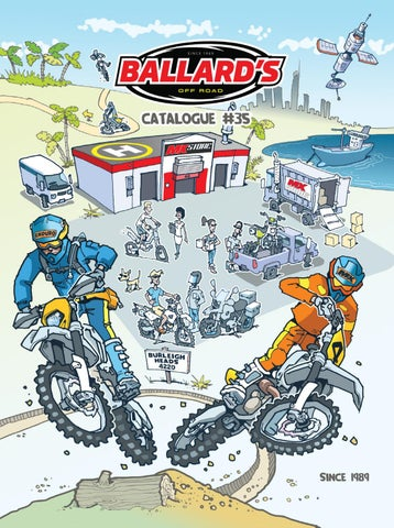 Ballard's Off Road 35th Catalogue by Ballard's Off Road - issuu