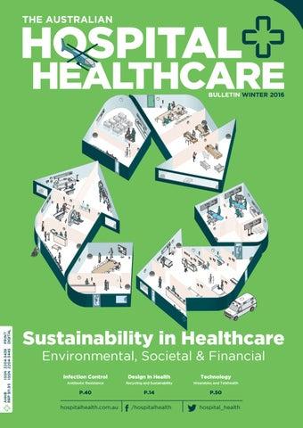 The Australian Hospital Healthcare Bulletin Winter 2016