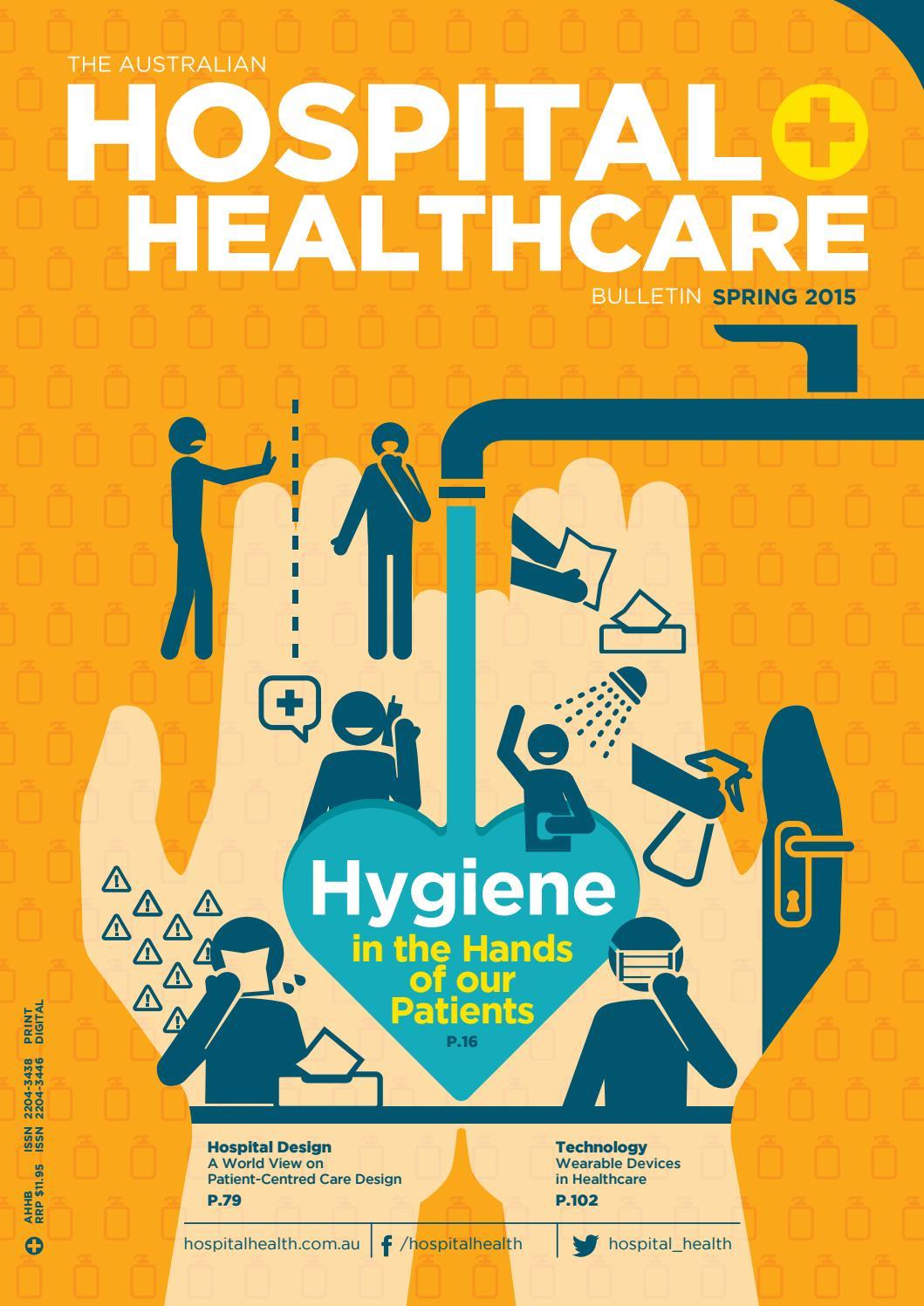 2da1dfd4238 The Australian Hospital + Healthcare Bulletin Spring 2015 by ...