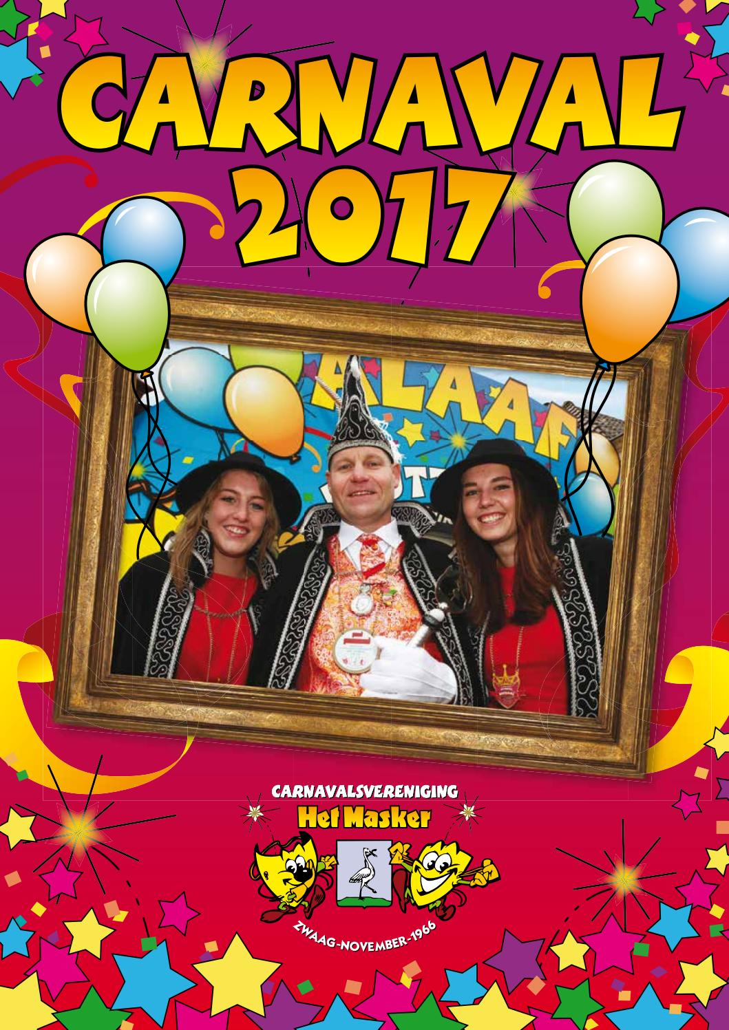 Carnaval Zwaag 2017 By Acretia Issuu