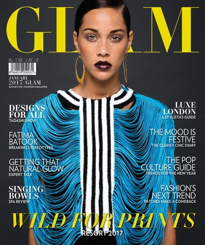 d3c97a1590ad2 Glam January 2017 by Oryx Group of Magazines - issuu