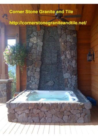 Spokane Valley By Corner Stone Granite